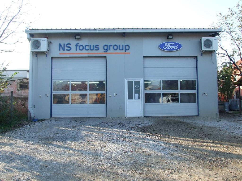 NS Focus Group - ulaz u radionicu